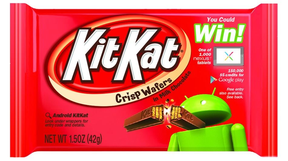 Android 4.4, Kit Kat - US